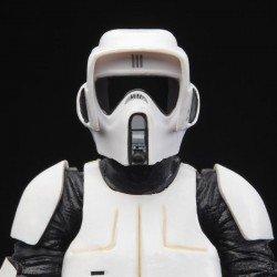 STAR WARS  Figura Biker Scout  6 Pulgadas Star Wars   Juguete Hasbro