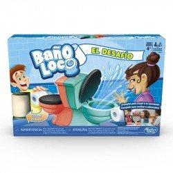 Hasbro Gaming E3257 Baño Loco, El Desafío Juguete Hasbro