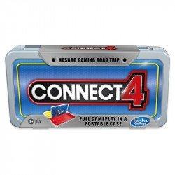 Hasbro Gaming Juego de Mesa Conecta 4 - Juego de Viaje