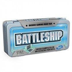 Hasbro Gaming Juego de Mesa Battleship - Juego de Viaje