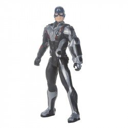 Marvel E3301  Avengers: Endgame - Titan Hero Power FX Captain America Juguete Hasbro
