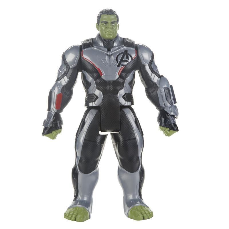 Marvel E3304  Avengers: Endgame - Titan Hero Power FX Hulk Juguete Hasbro