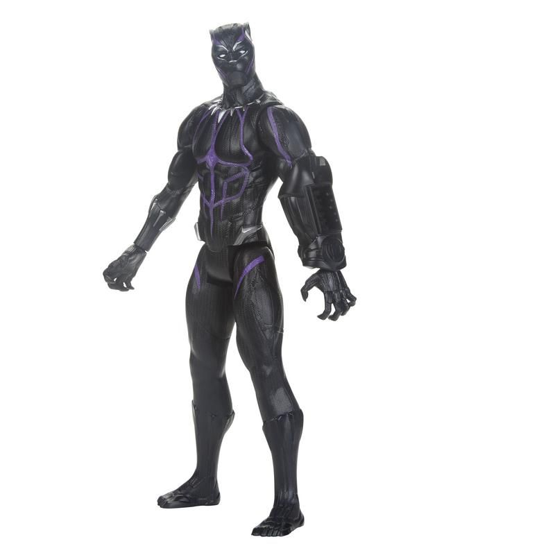 Marvel E3306  Avengers: Endgame - Titan Hero Power FX Black Panther Juguete Hasbro