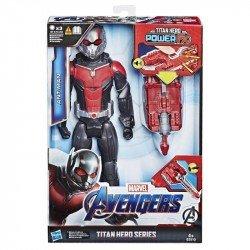 Marvel E3310  Avengers: Endgame - Titan Hero Power FX Ant-Man Juguete Hasbro