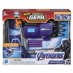 Marvel E3311 Avengers: Endgame - Nerf Black Panther Assembler Gear