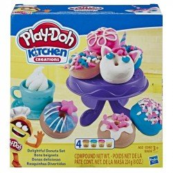 Play-Doh E3344 Donas Deliciosas Kitchen
