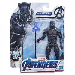 Marvel E3931 Marvel Avengers Endgame Figuras de 6 Pulgadas de película Black Panther