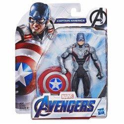 Marvel E3932 Marvel Avengers Endgame Figuras de 6 Pulgadas de película Capitán América 2