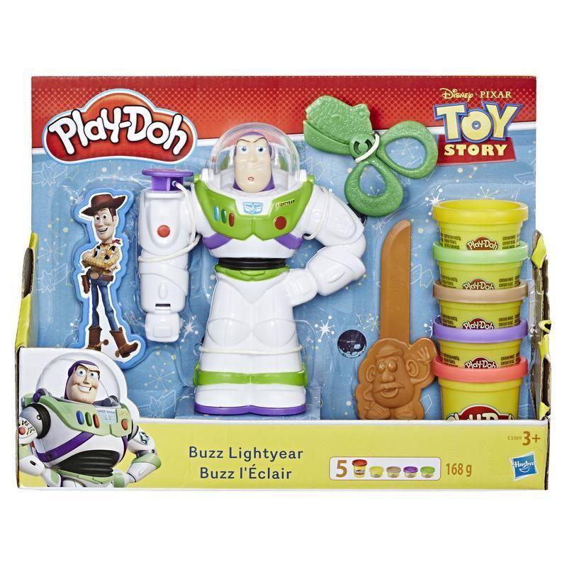 Play-Doh E3369  Disney/Pixar Toy Story Buzz Lightyear  Juguete Hasbro