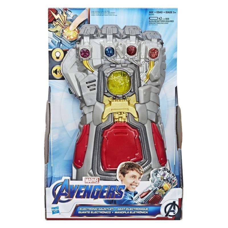 Marvel E3385  Avengers Guante Electrónico SFX Juguete Hasbro