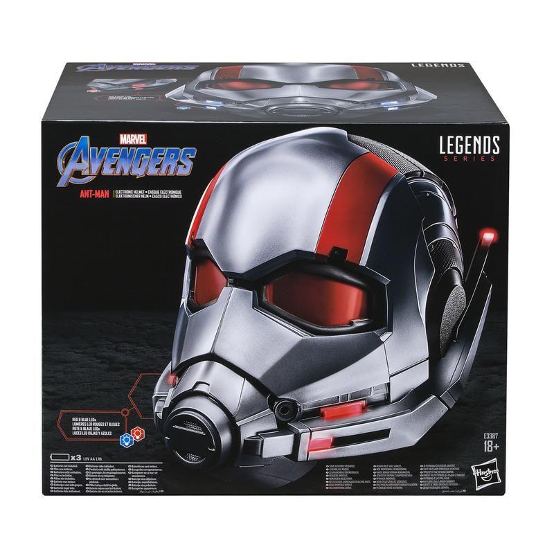Avengers  E3387 Casco Electrónico Ant-Man