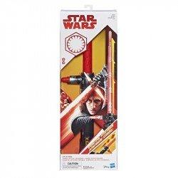 Sable de luz electrónico autoextensible de Kylo Ren Star Wars