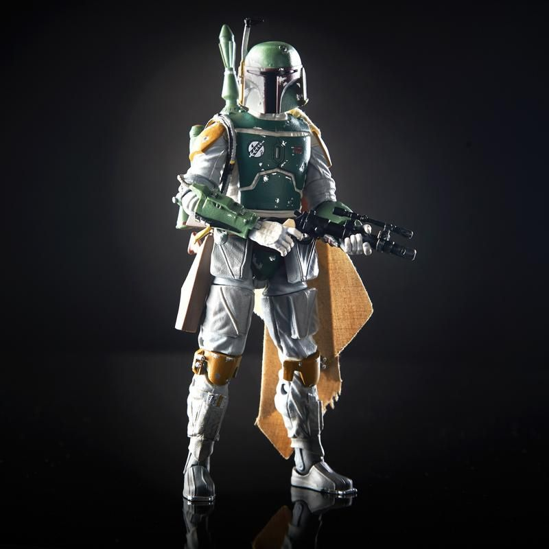 Star Wars E3408 Figura Boba Fett 6 Pulgadas Archive
