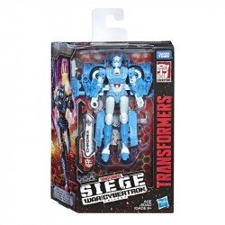 Transformers E3539 Figura Chromia Transformers Siege War for Cybertron  Juguete Hasbro