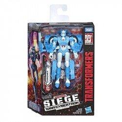 Transformers E3540 Figura Prowl Transformers Siege War for Cybertron  Juguete Hasbro