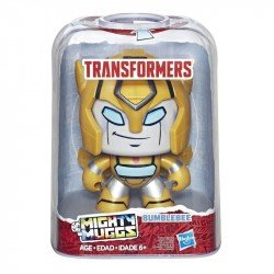Figura Mighty Muggs Transformers Bumblebee