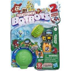 Transformers E3486 5 Pack Figuras BotBots Transformers Juguete Hasbro