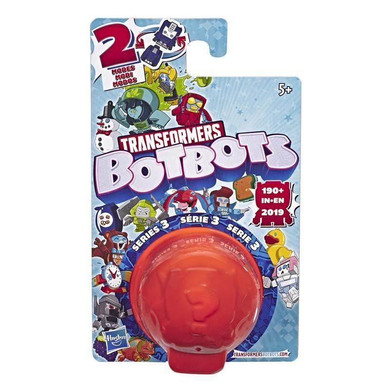 Transformers E3487 5 Pack BotBots Transformers  Juguete Hasbro