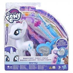 My Little Pony E3765 Set Rarity Salón Mágico