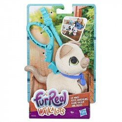 FurReal Friends E4766 Gatito Paseitos  Walkalots
