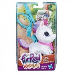 FurReal Friends E4774 Unicornio Paseitos  Walkalots
