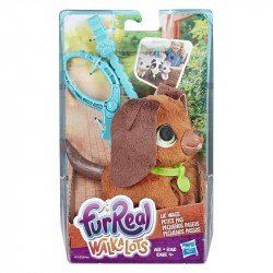 FurReal Friends E4771 Cahorrito Paseitos  Walkalots