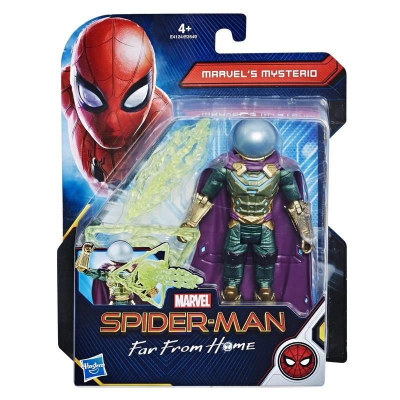 MARVEL  Spider-Man: Lejos de casa - Figura de acción de 15 cm   Juguete Hasbro