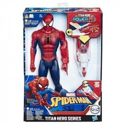 Marvel E3552  Spider-Man Titan Hero Power FX - Spider-Man Juguete Hasbro