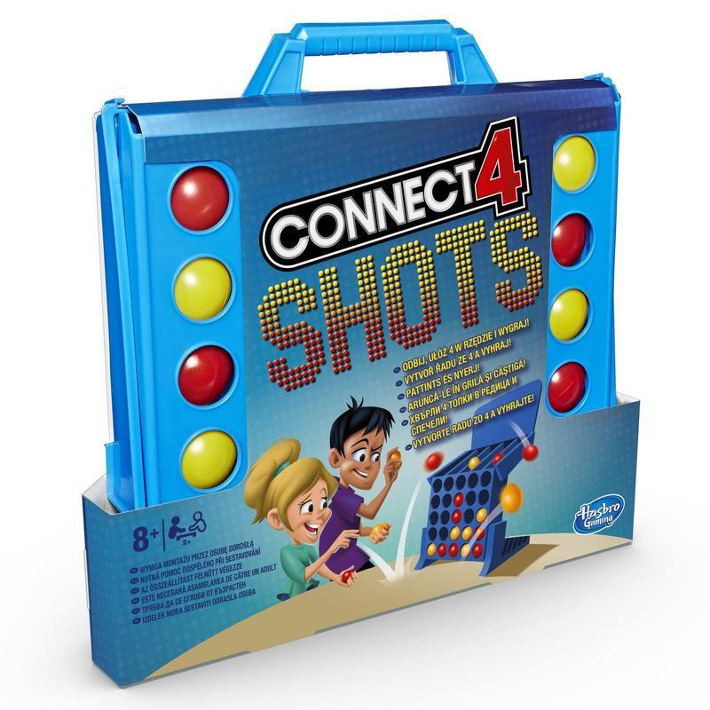 Hasbro Gaming E3578 Conecta 4 Shots