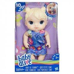 Baby Alive E3690 Bebé Soniditos  Juguete Hasbro