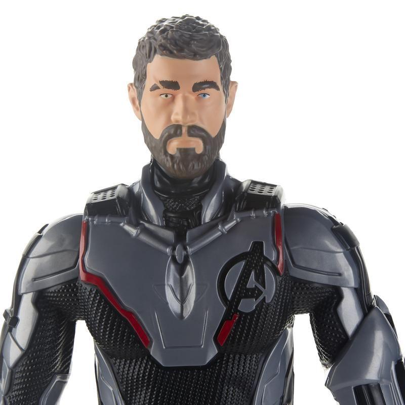 Marvel E3921  Avengers: Endgame Titan Hero Series - Figura de superhéroe Thor Juguete Hasbro