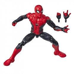 Marvel E3956 Figura 6 Pulgadas SpiderMan Marvel Legends SpiderMan Juguete Hasbro