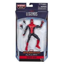 Marvel E3956 Figura 6 Pulgadas SpiderMan Marvel Legends SpiderMan Juguete Hasbro