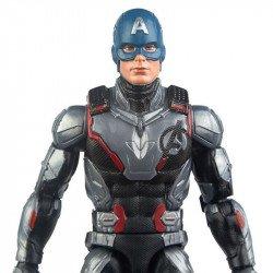 Marvel  E3965 Marvel Legends Avengers Endgame Figuras de 6 Pulgadas Capitán América Juguete Hasbro