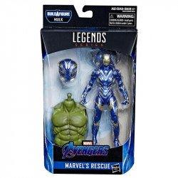 Marvel  E3967 Marvel Legends Avengers Endgame Figuras de 6 Pulgadas Marvel's Rescue Juguete Hasbro