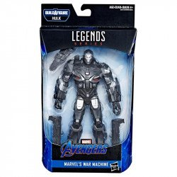 Marvel  E3972 Marvel Legends Avengers Endgame Figuras de 6 Pulgadas Marvel's War Machine Juguete Hasbro