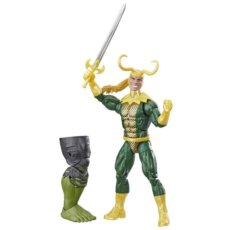 Marvel  E3977 Marvel Legends Avengers Endgame Figuras de 6 Pulgadas Loki Juguete Hasbro