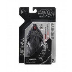 STAR WARS E4041 Star Wars Black Series GR Darth Maul Juguete Hasbro