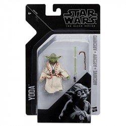 STAR WARS E4043 Star Wars Black Series GR Yoda Juguete Hasbro