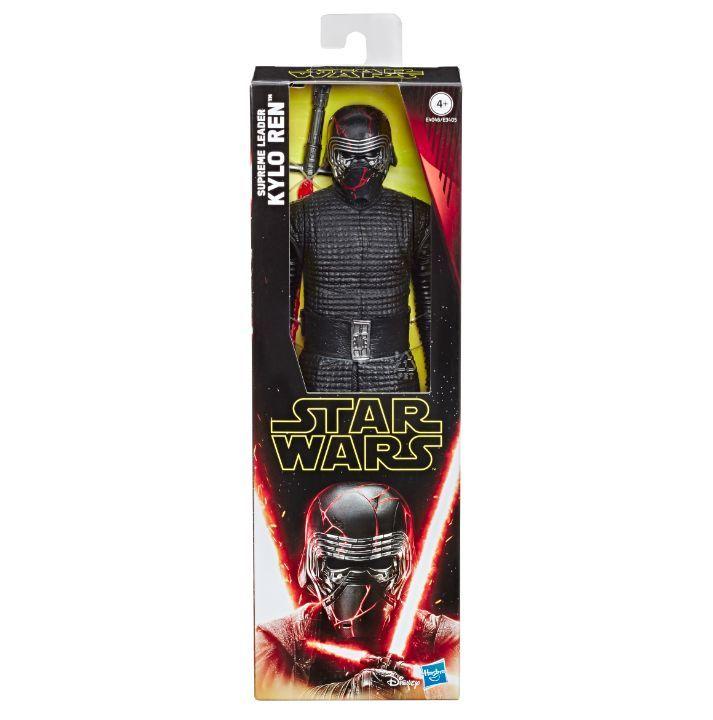 Star Wars Hero Series Star Wars: The Rise of Skywalker - Líder Supremo Kylo Ren Figura de Acción de 12 pulgadas