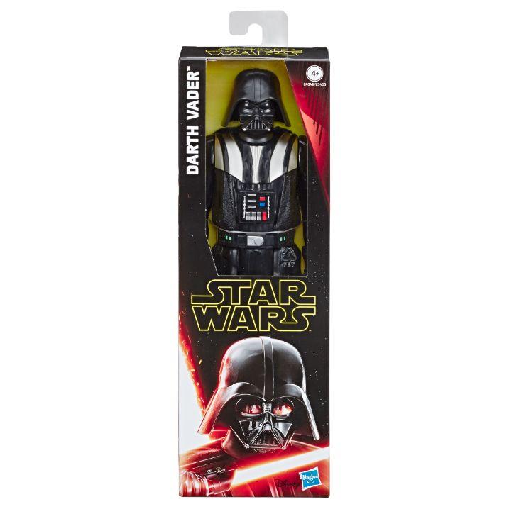 Star Wars Hero Series Star Wars: The Rise of Skywalker - Darth Vader Figura de Acción de 12 pulgadas