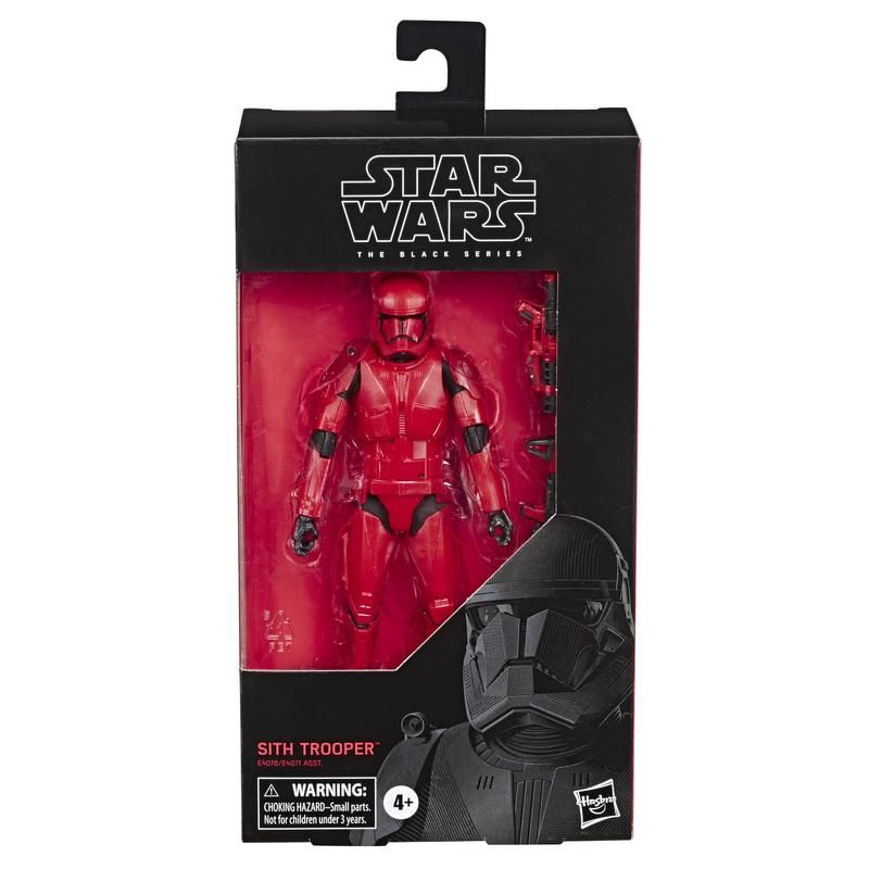 Star Wars E4071 Star Wars The Black Series Figuras de 15 cm Juguete Hasbro