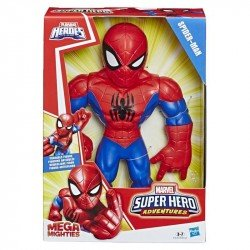Playskool E4147 Figura Spider-Man Mega Mighties Playskool Heroes