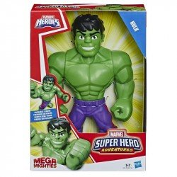 Playskool E4149 Figura Hulk Mega Mighties Playskool Heroes