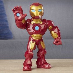 Playskool E4150 Figura Iron Man Mega Mighties Playskool Heroes