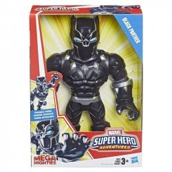 MARVEL E4151 Playskool Marvel Mega Mighties Black Panther Juguete Hasbro