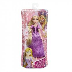 Disney Princesas E4157 Muñeca Rapunzel Royal Shimmer  Juguete Hasbro