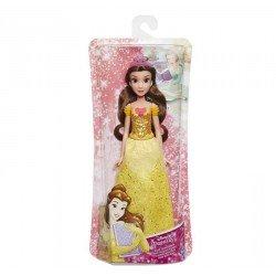 Disney Princesas E4159 Muñeca Bella Royal Shimmer  Juguete Hasbro