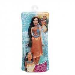 Disney Princesas E4165 Muñeca Pocahontas Royal Shimmer  Juguete Hasbro