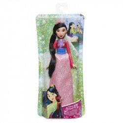 Disney Princesas E4167 Muñeca Mulan Royal Shimmer  Juguete Hasbro